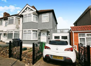 Thumbnail 3 bedroom end terrace house for sale in Sudbury Heights Avenue, Sudbury, Wembley