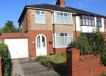 Thumbnail 3 bed semi-detached house for sale in Woodplumpton Road, Ashton-On-Ribble, Preston
