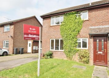 Thumbnail 1 bed terraced house to rent in Fawley Green, Throop, Bournemouth