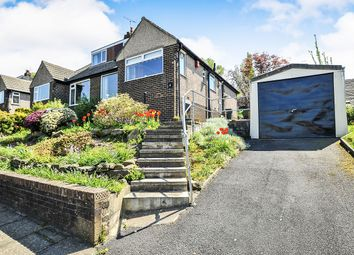 Thumbnail 3 bed bungalow for sale in Manor House Road, Wilsden, Bradford