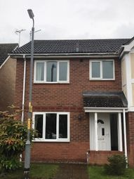 Thumbnail 3 bed semi-detached house to rent in Ryefield, Langtoft, Peterborough