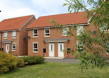 Thumbnail 3 bed end terrace house for sale in Paddock Close, The Old Village, Huntington, York