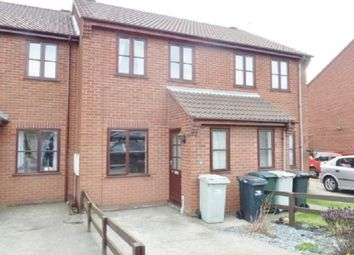 Thumbnail 2 bed terraced house to rent in Fulmar Drive, Louth