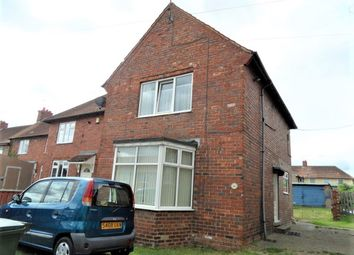 Thumbnail 3 bed semi-detached house for sale in Fourth Avenue, Woodlands, Doncaster