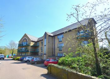 Thumbnail 2 bed flat for sale in Millview Court, School Lane, Eaton Socon, Cambridgeshire