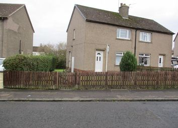 Thumbnail 2 bed semi-detached house for sale in 64 Shaw Avenue, Bathgate