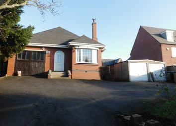 Thumbnail 3 bed bungalow for sale in Burton Road, Castle Gresley