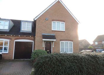 Thumbnail 3 bedroom semi-detached house to rent in Digby Croft, Middleton, Milton Keynes