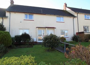 Thumbnail 2 bedroom terraced house for sale in Trenoweth Crescent, Penzance, Cornwall.