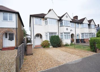 Thumbnail 3 bedroom end terrace house to rent in Hurst Way, Luton