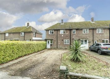 Thumbnail 3 bed end terrace house for sale in West Drive, Bishopstoke, Eastleigh, Hampshire
