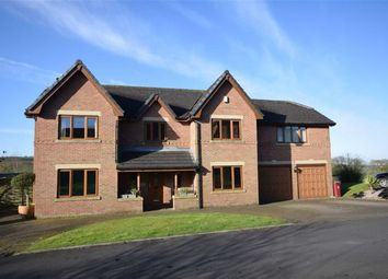 Thumbnail 5 bed detached house for sale in Knowsley Road West, Clayton Le Dale, Blackburn