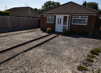 Thumbnail 2 bed bungalow for sale in Sanders Road, Longford, Coventry