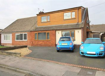 Thumbnail 5 bedroom semi-detached house for sale in Bexhill Road, Ingol, Preston