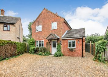 Thumbnail 4 bed detached house for sale in Orchard Crescent, Great Moulton, Norwich