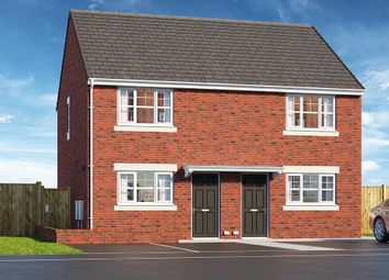 """Thumbnail 2 bed property for sale in """"The Halstead"""" at Milton Road, Wakefield"""