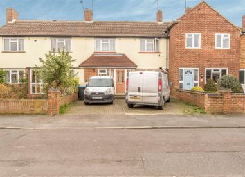 Thumbnail 3 bed terraced house for sale in Longbourne Way, Chertsey