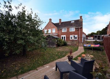 Thumbnail 3 bed semi-detached house for sale in Higher Wear Road, Exeter