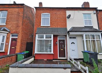 Thumbnail 2 bed terraced house to rent in Lightwoods Road, Bearwood, Birmingham