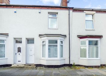 Thumbnail 2 bedroom terraced house for sale in Scarborough Street, Thornaby, Stockton-On-Tees, North Yorkshire