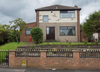 Thumbnail 4 bed detached house for sale in Hall Avenue, Bradford