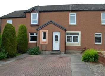 Thumbnail 2 bed terraced house to rent in Franchi Drive, Stenhousemuir, Larbert