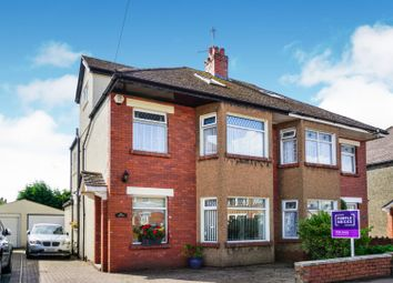 Thumbnail 4 bedroom semi-detached house for sale in Maes-Y-Coed Road, Heath