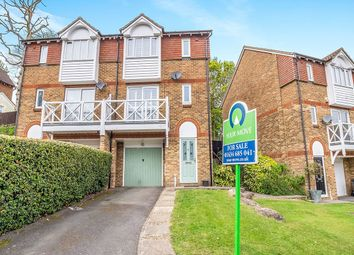 Thumbnail 3 bed semi-detached house for sale in Round Wood Close, Walderslade Woods, Chatham