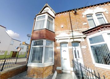 Thumbnail 5 bed end terrace house to rent in Borough Road, Middlesbrough