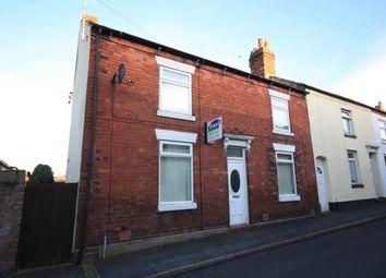 Thumbnail 2 bedroom town house for sale in Church Street, Butt Lane, Stoke-On-Trent