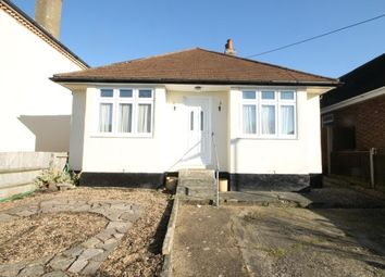 Thumbnail 2 bedroom bungalow to rent in Beech Road, Chelsfield, Orpington