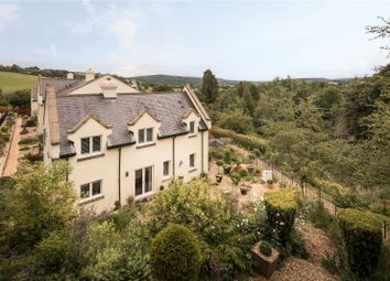 Thumbnail 3 bed end terrace house for sale in Great Tree Park, Chagford, Newton Abbot, Devon