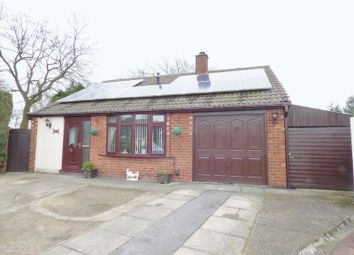 Thumbnail 3 bed bungalow for sale in Burnham Close, Penketh, Warrington