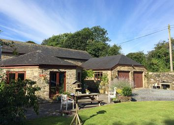 Thumbnail 4 bed barn conversion for sale in Middle Hampt, Luckett, Callington, Cornwall