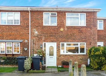 Thumbnail 3 bedroom terraced house for sale in Clyfton Close, Broxbourne