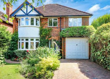 Thumbnail 4 bedroom detached house for sale in Bridle Close, Maidenhead