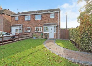Thumbnail 3 bed semi-detached house for sale in High Street, Dilton Marsh, Westbury