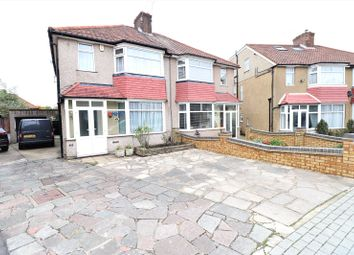 Thumbnail 3 bed detached house for sale in Manor Way, Colindale, London