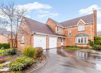 Thumbnail 4 bed detached house for sale in Tamworth Road, York