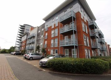 Thumbnail 2 bed flat for sale in Gaskell Place, Voyage Development, Ipswich