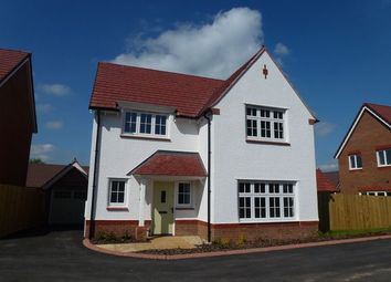 Thumbnail 4 bed detached house to rent in Fairfax Way, Ottery St. Mary