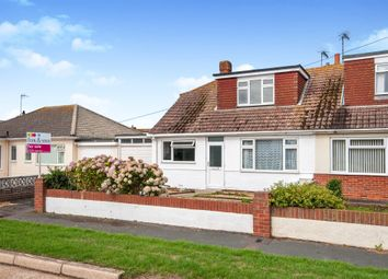 Thumbnail 3 bedroom bungalow for sale in Rowe Avenue, Peacehaven