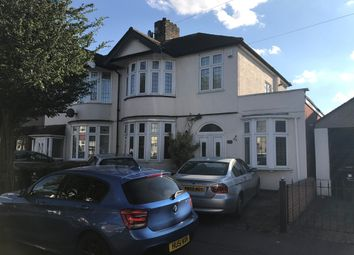 Thumbnail 4 bed semi-detached house to rent in Westrow Drive, Barking, Essex