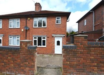 Thumbnail 4 bed semi-detached house to rent in Cliveden Road, Bucknall, Stoke-On-Trent