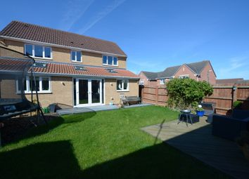 Thumbnail 4 bed detached house for sale in Waltham Croft, Hasland, Chesterfield