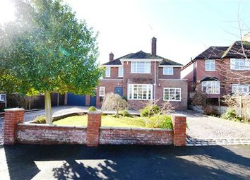 Thumbnail 4 bed detached house for sale in Greenway, Trentham, Stoke-On-Trent