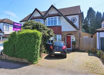 Thumbnail 3 bed semi-detached house for sale in Lacey Avenue, Coulsdon
