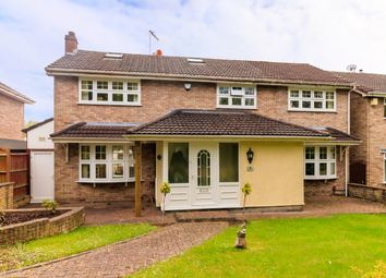 Thumbnail 5 bed detached house for sale in Bracton Drive, Bristol
