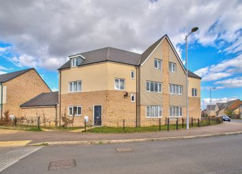 Thumbnail 5 bed town house for sale in Hogsden Leys, St. Neots