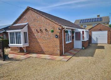 Thumbnail 2 bed detached bungalow for sale in Mill Lane, Whaplode, Spalding